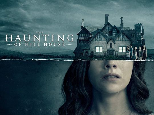 Best horror series on Netflix - The Haunting of the Hill House