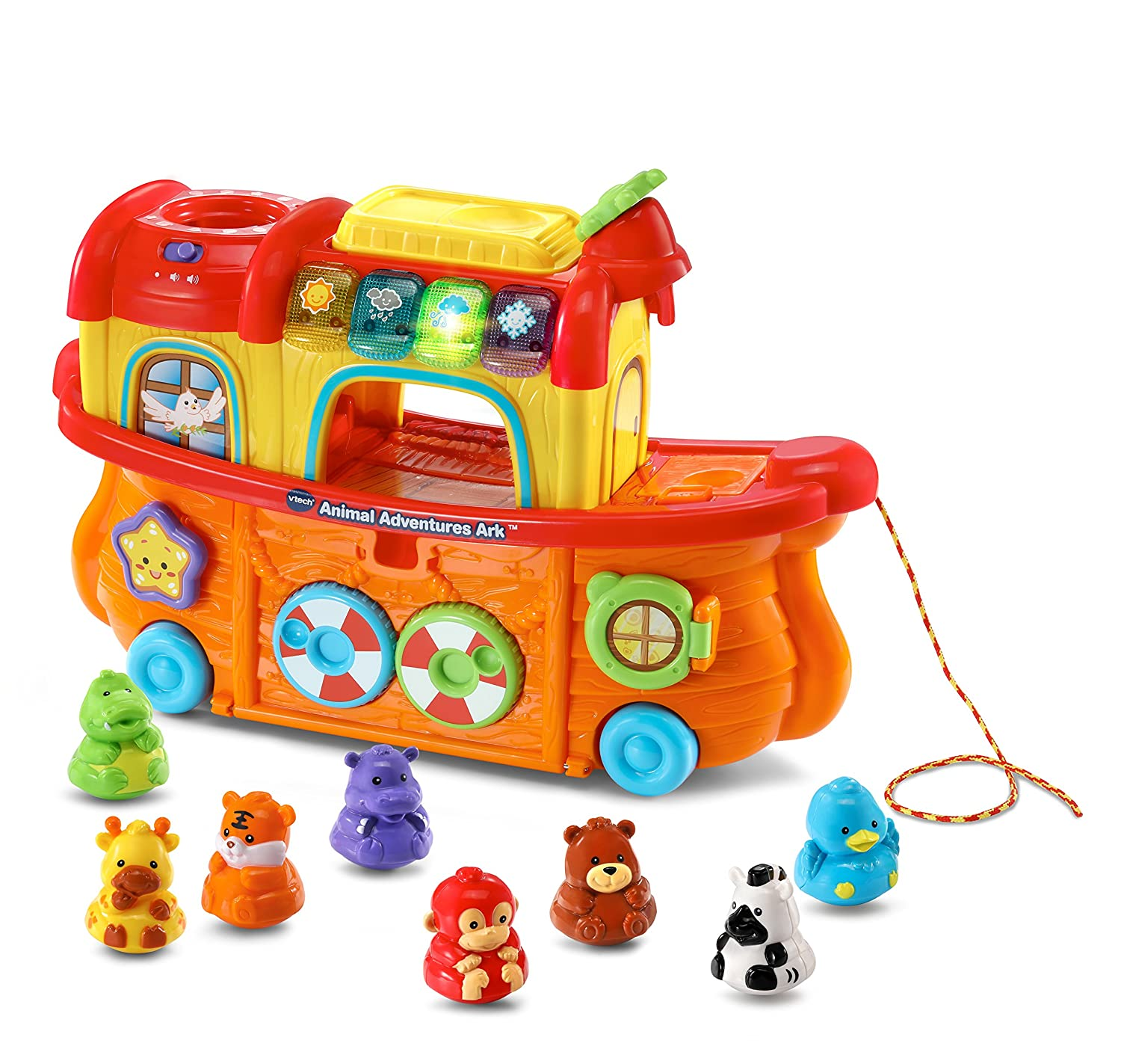 VTech Animal Adventures Ark With Animas