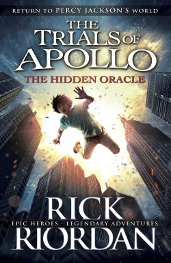 Image result for The Hidden Oracle by Rick Riordan