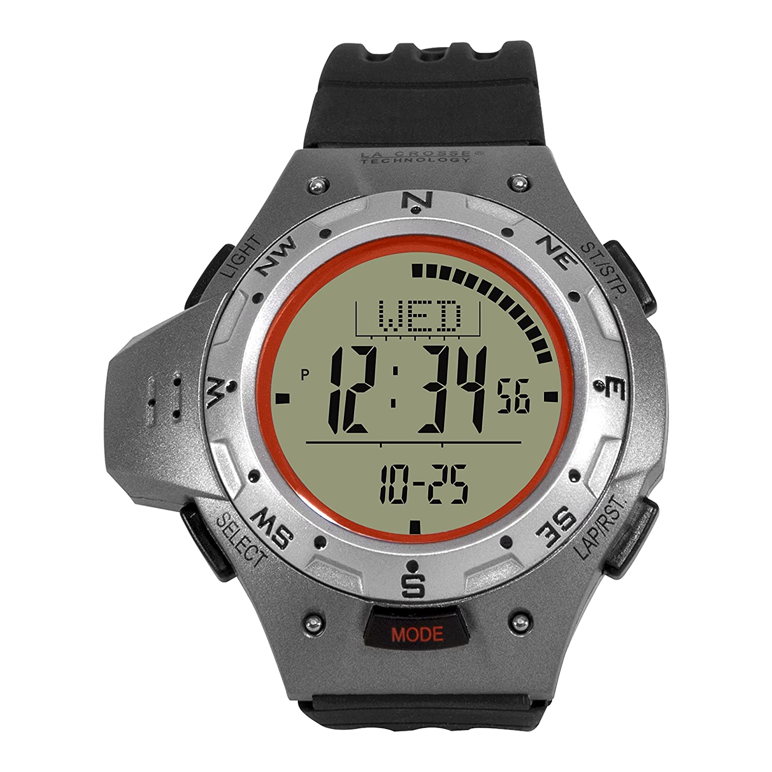 La Crosse Technology XG-55 Digital Watch