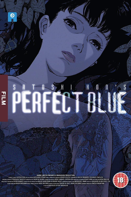 Perfect Blue Edizione: Regno Unito Edizione: Regno Unito: Amazon ...