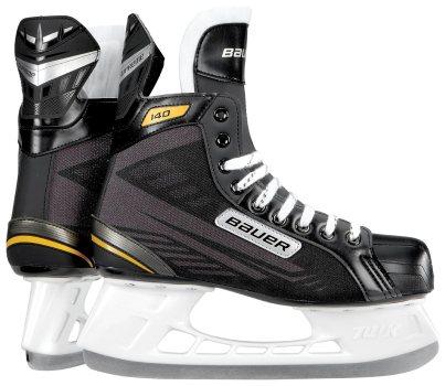 Bauer Junior Supreme 140 Ice Skates Black Friday Deal2019