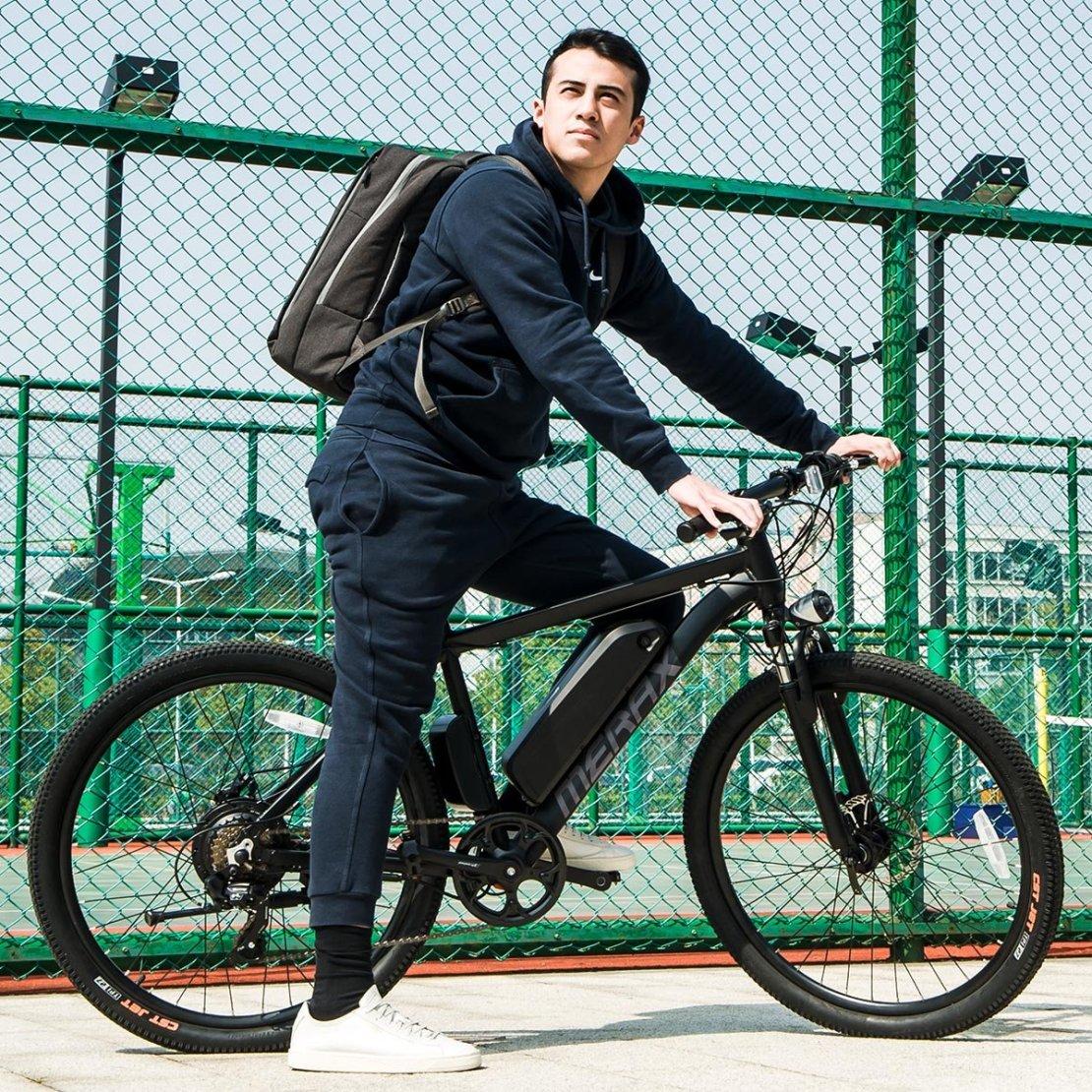 91uVMl8%2BjpL. SL1200  - 10 Best Electric Bikes 2019