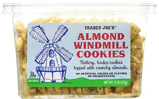 Trader Joe's Almond Windmill Cookies