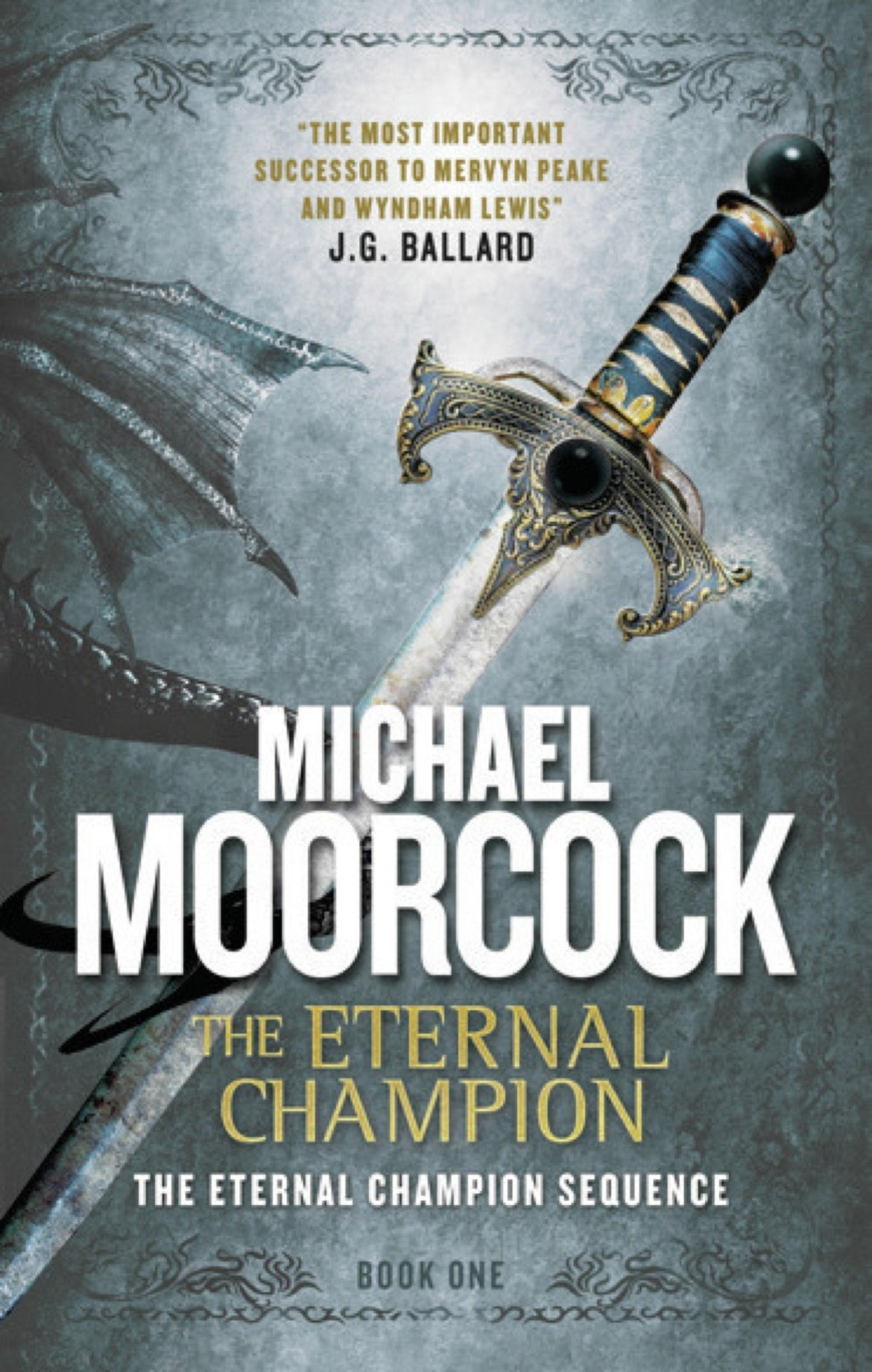 Amazon.com: The Eternal Champion: The Eternal Champion Sequence 1 (9781783291618): Moorcock, Michael: Books