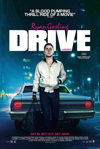 Amazon.com: DRIVE (2011) Movie Poster 24x36 These are Certified Prints with  Sequential Holographic Numbering for Authenticity.: Everything Else