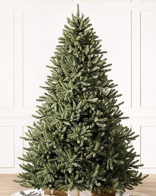 Amazon Com 6 5 Balsam Hill Blue Spruce Artificial Christmas Tree Unlit Home Kitchen