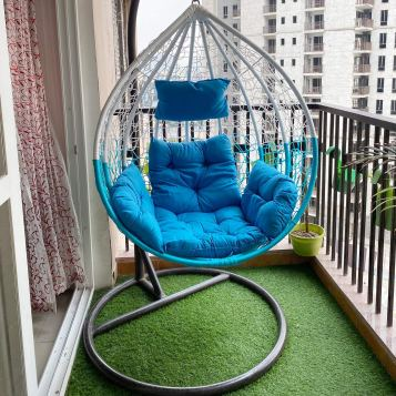 Hang a Chair or a Hammock