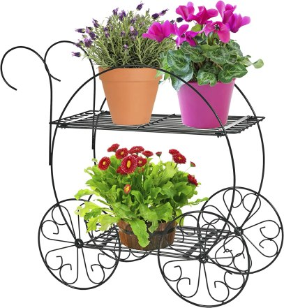 ᐅ Best 10+ outdoor plant stands for multiple plants