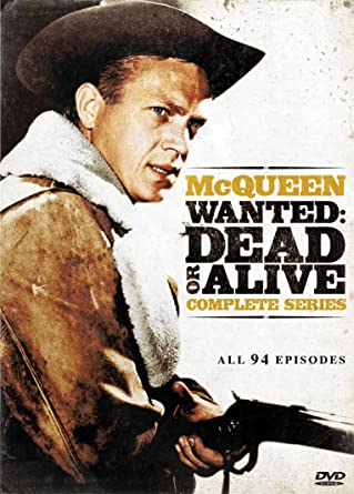 Image result for TV SERIES WANTED DEAD OR ALIVE