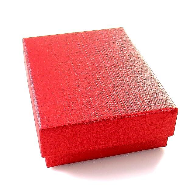 cajita roja de regalo