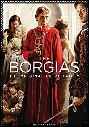 Image result for the borgias