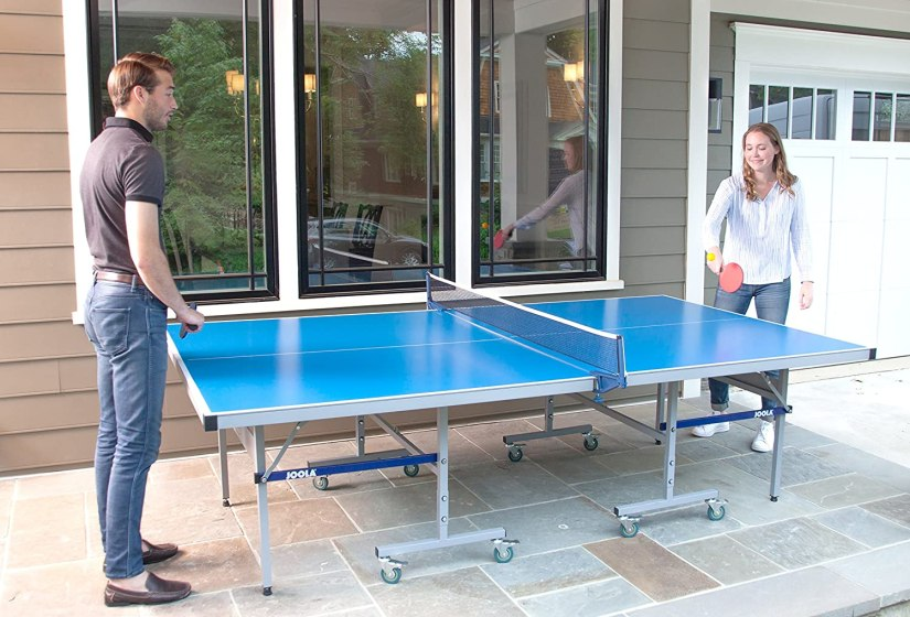 Groovy Joola Nova Dx Table Tennis Table Review August 2019 Home Interior And Landscaping Dextoversignezvosmurscom