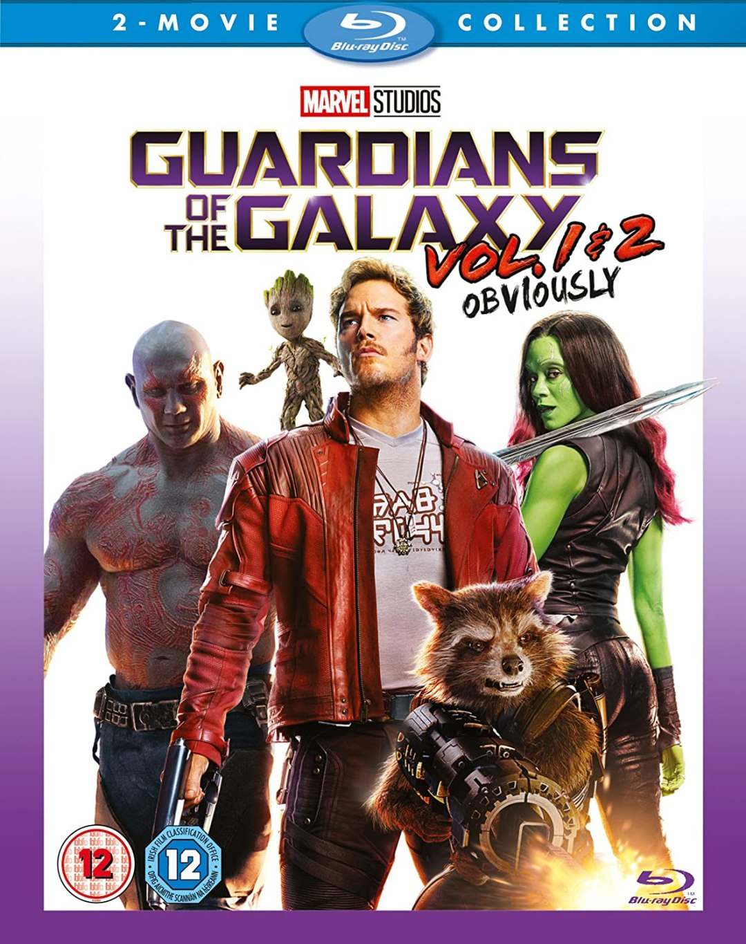 Guardians of the Galaxy Doublepack