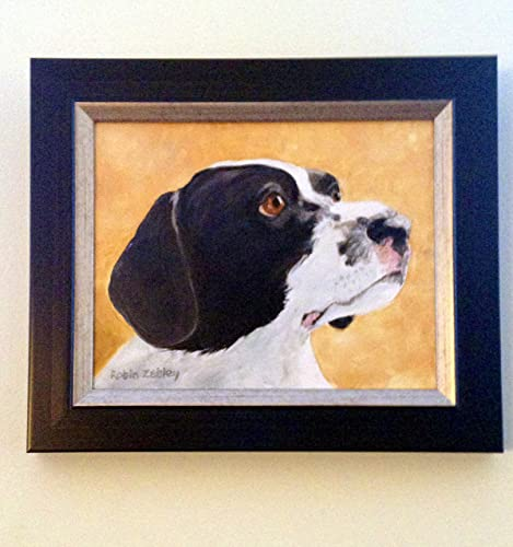 Custom Oil Pet Painting