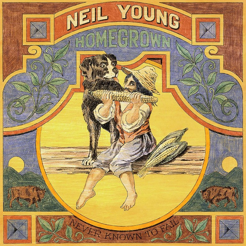 Homegrown: Neil Young, Neil Young: Amazon.fr: Musique