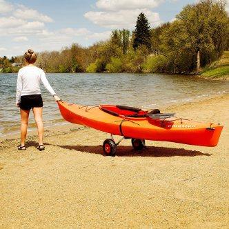 Porte-kayak universel