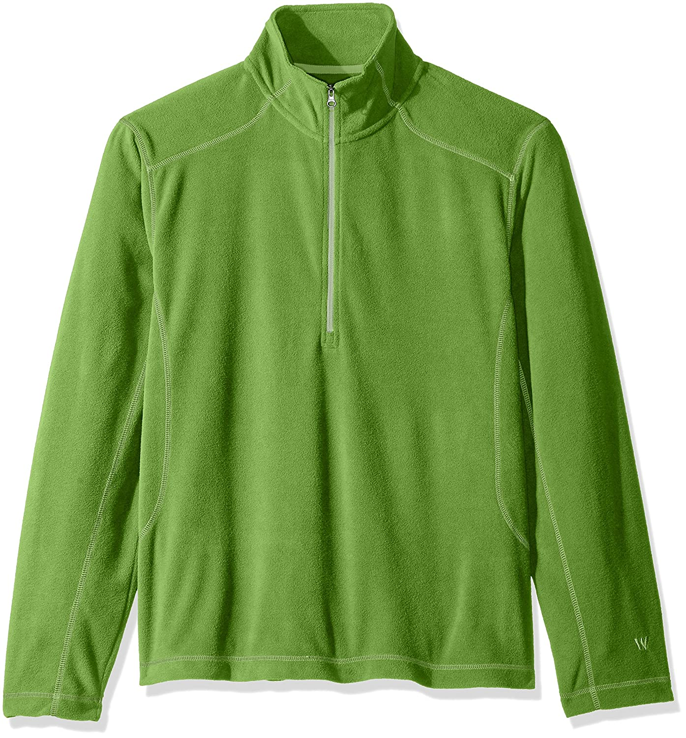 White Sierra Baz Az 1/4 Zip Fleece Shirt - Best Backpacking Gear