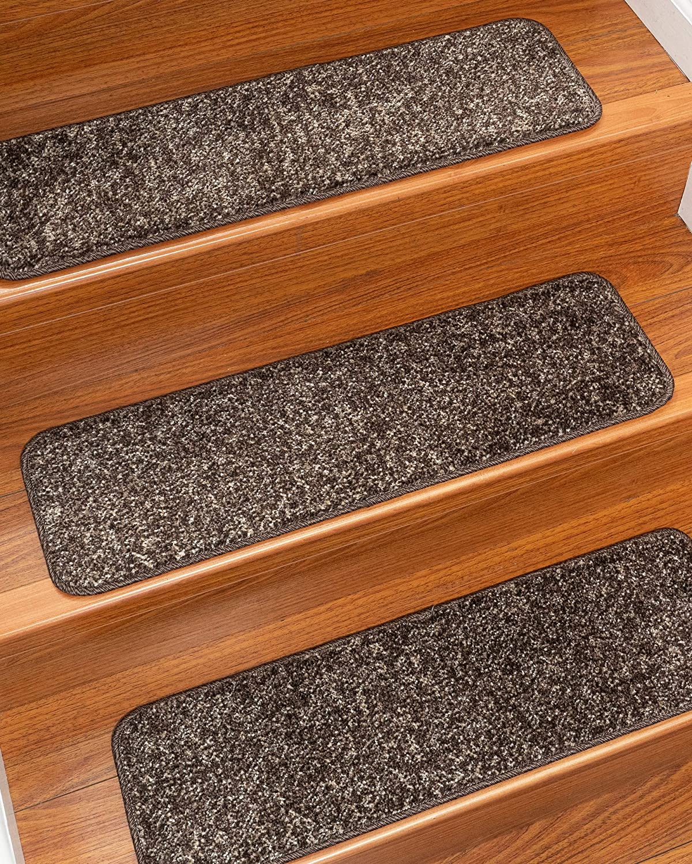 Amazon Com Natural Area Rugs Brown Caesar Diy Pet Friendly   High Traffic Stair Carpet   Family Room   Hard Wearing   Pattern   Unusual   Geometric