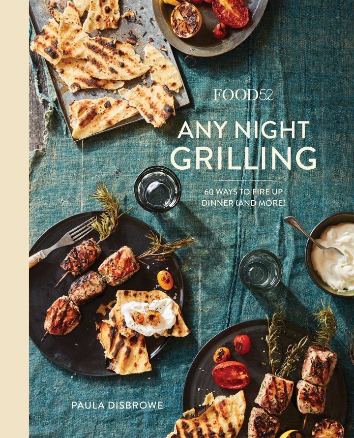 Grilling Book