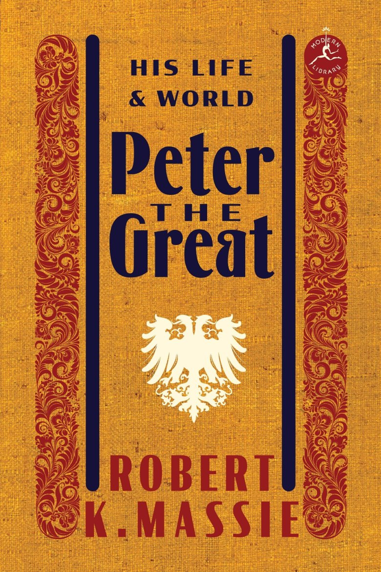 Book Cover for Peter The Great His Life and World