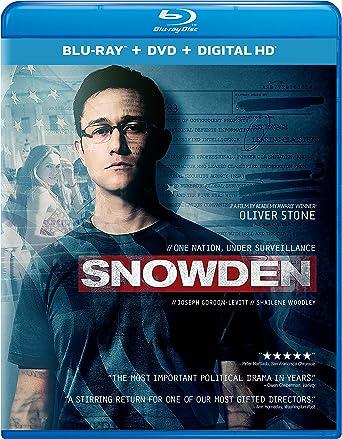 Resultado de imagem para Snowden bluray