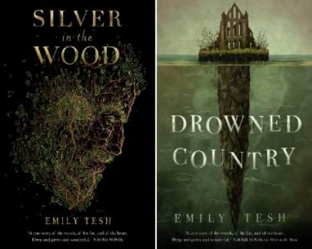 The Greenhollow Duology (2 book series) Kindle Edition