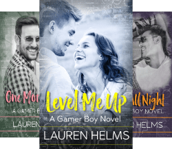 Gamer Boy (3 Book Series) by Lauren Helms