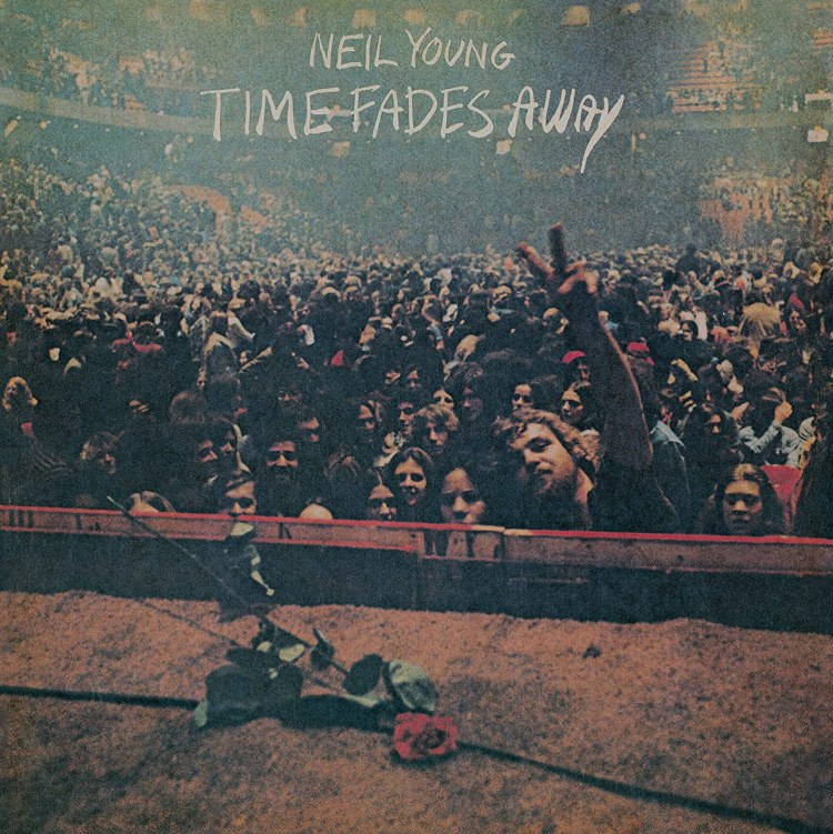 Neil Young - Time Fades Away - Amazon.com Music