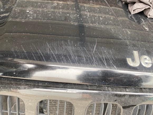 Tri-Gear Scratch Swirl Remover - Best Abrasive Compound Car Scratch Removal (Copy) photo review