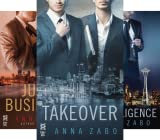 Takeover (4 Book Series)