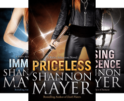A Rylee Adamson Novel (10 Book Series) by  Shannon Mayer