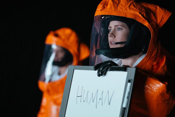 Amy Adams. Arrival. Paramount Pictures. 2016