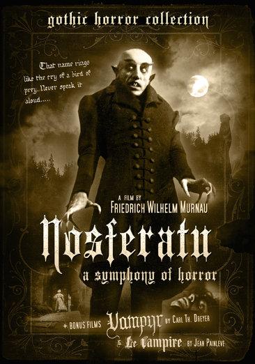Nosferatu, horror films