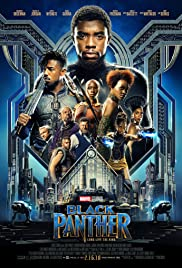 Black Panther movie poster image