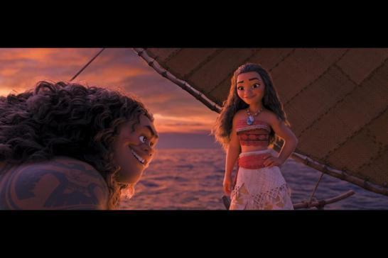 Images by Walt Disney Motion Pictures Studios