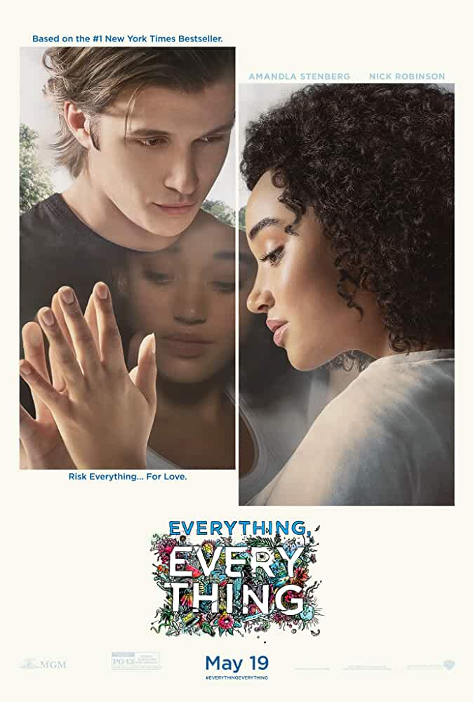 New Everything, Everything Trailer & Poster Revealed 8
