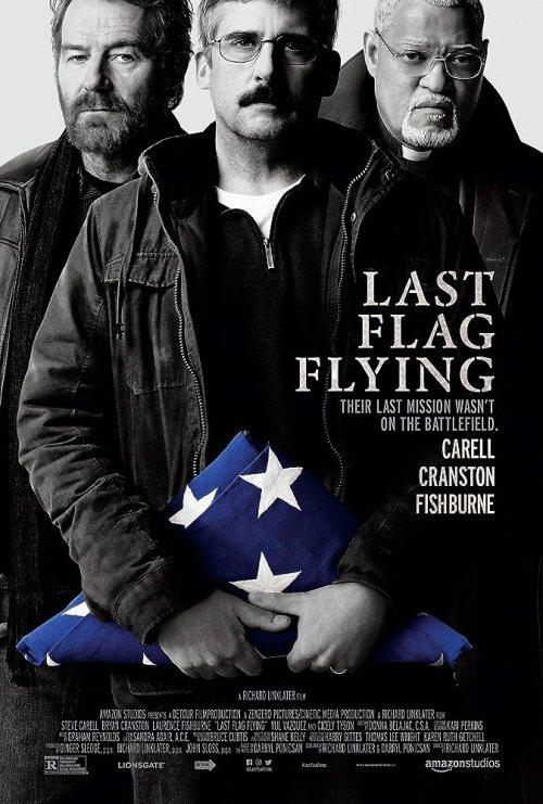 November 2017 Adaptations - Last Flag Flying Poster