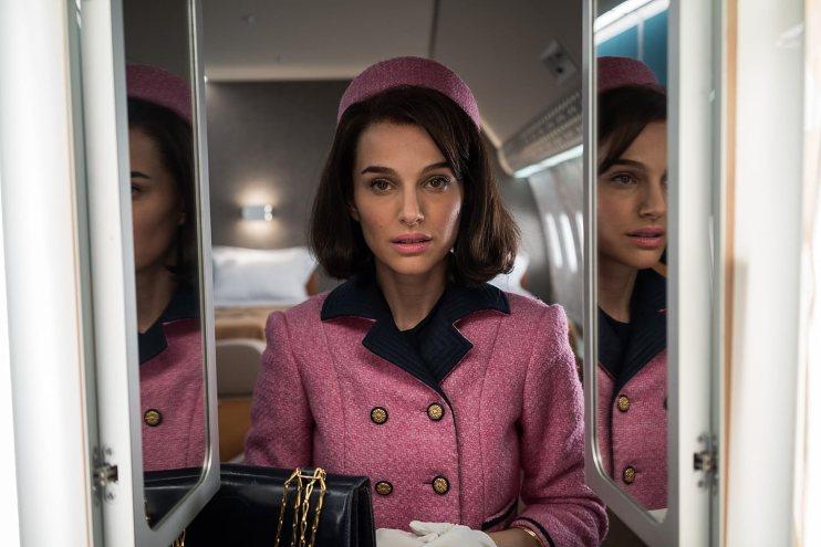Natalie Portman. Jackie. Fox Searchlight Pictures