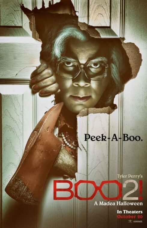 Boo 2! A Madea Halloween Teaser Trailer Featuring Tyler Perry 6