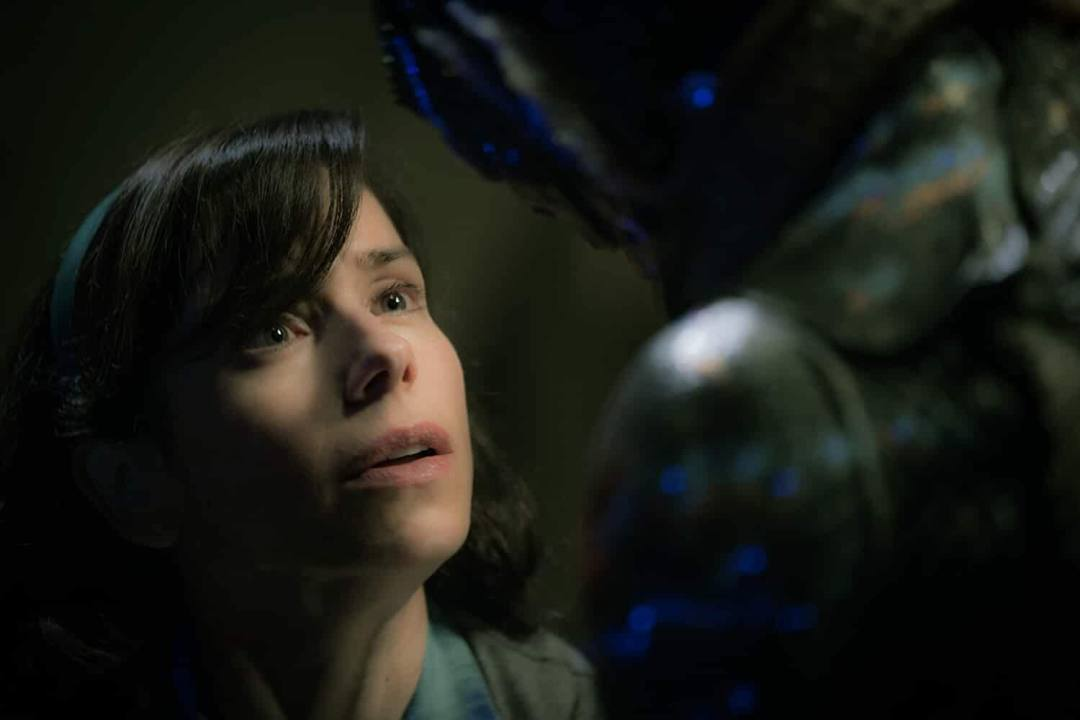 The Shape of Water Red Band Trailer & Poster Revealed