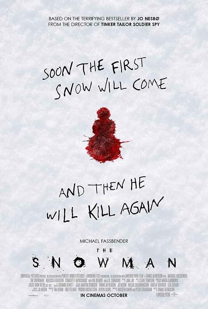 The Snowman Trailer Featuring Michael Fassbender & Rebecca Ferguson 5