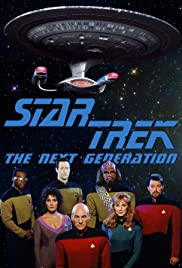 image of Star Trek TNG poster with cast
