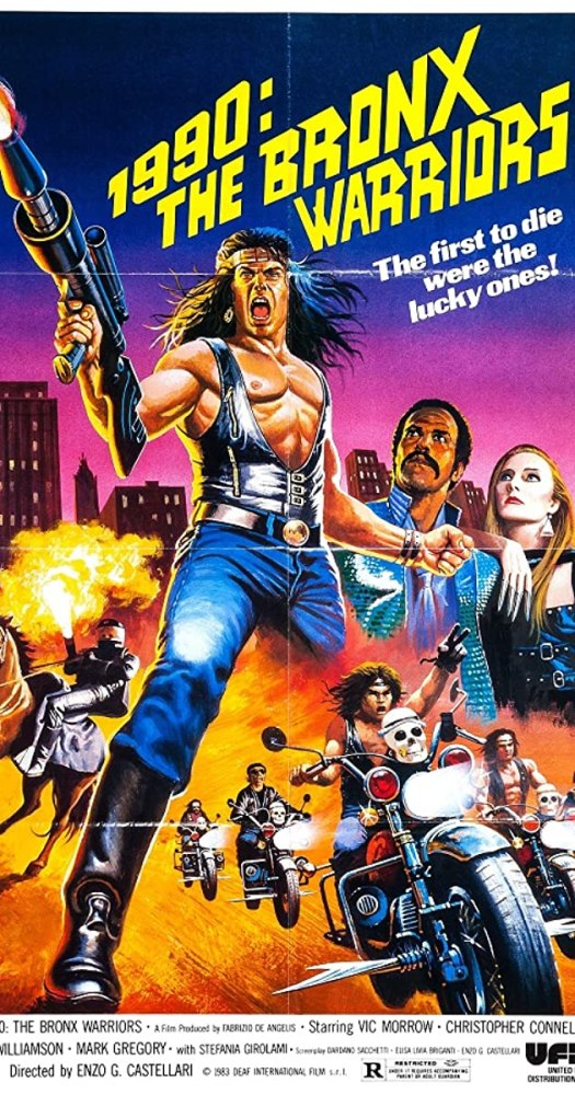 1990: The Bronx Warriors (1982) - IMDb