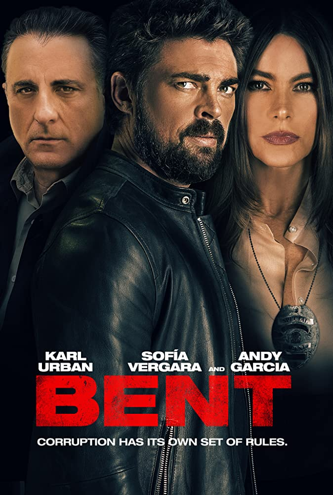 Andy Garcia, Sofía Vergara, Karl Urban, and Grace Byers in Bent (2018)