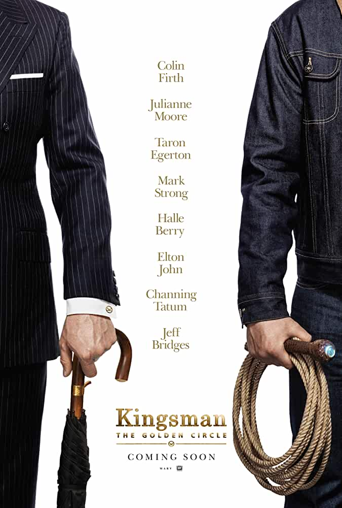 Kingsman: The Golden Circle Red Band Trailer
