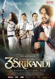 Image result for 3 Srikandi (2016)