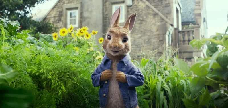 Peter Rabbit Trailer & Poster Revealed
