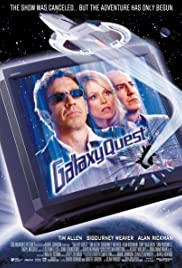 Galaxy Quest movie poster image