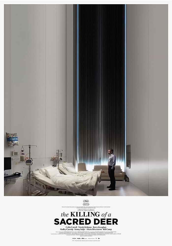The Killing of a Sacred Deer Trailer Featuring Colin Farrell & Nicole Kidman 6